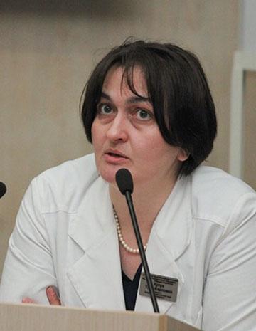Кулуа Тасо Карловна